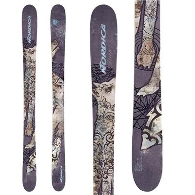 Nordica La Niña Skis - Women's 2015