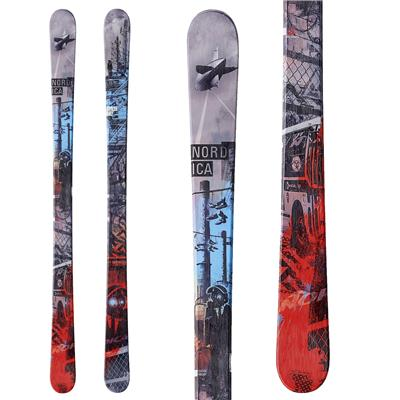 Nordica Badmind Skis 2014