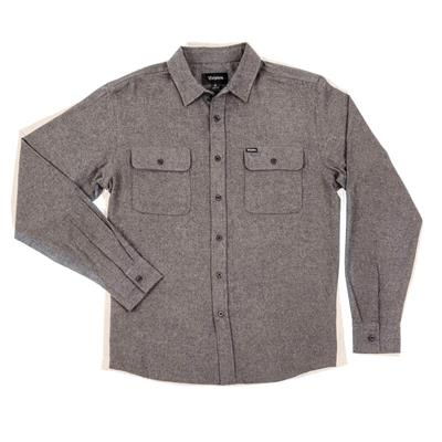 Brixton Donez Button-Down Flannel Shirt