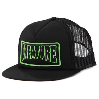 Creature Patch Trucker Hat