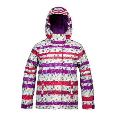 Roxy American Pie Girl Printed Jacket - Girl's