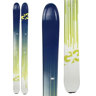 G3 District 112 Skis 2014