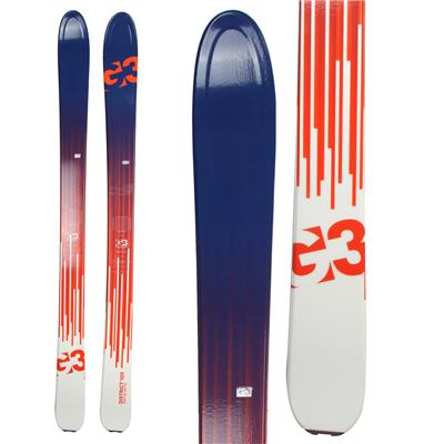 G3 District 100 Skis 2014
