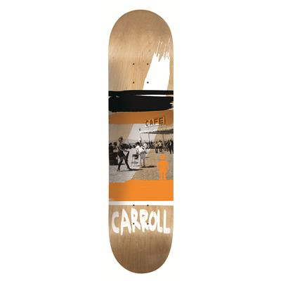 Girl Carroll Darkroom 8.125 Skateboard Deck