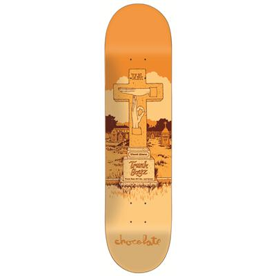 Chocolate Alvarez Tombstone 8.125 Skateboard Deck