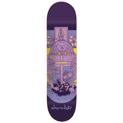 Chocolate Brenes Tombstone 8.0 Skateboard Deck