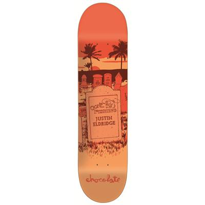 Chocolate Eldridge Tombstone 8.0 Skateboard Deck