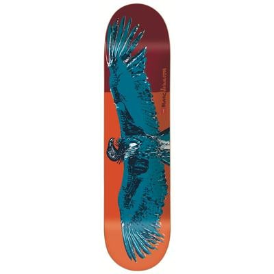 Chocolate M. Johnson Buzzard 8.125 Skateboard Deck