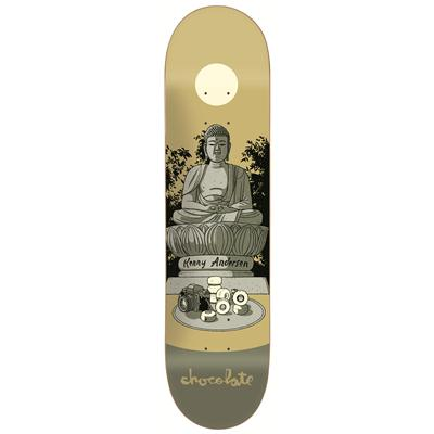 Chocolate Anderson Tombstone 8.125 Skateboard Deck