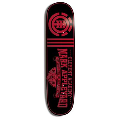 Element Appleyard Academy 8.3 Skateboard Deck