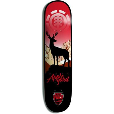 Element Appleyard Never Stop Discovering 8.0 Skateboard Deck