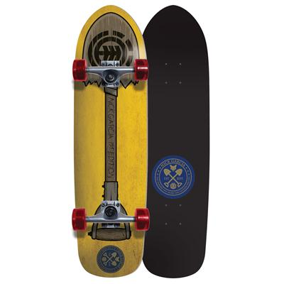 Element Garcia Shovel Longboard Complete