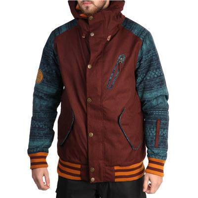 Billabong Varsity Jacket