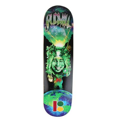 Plan B Torey Pudwill Nature Boy Skateboard Deck