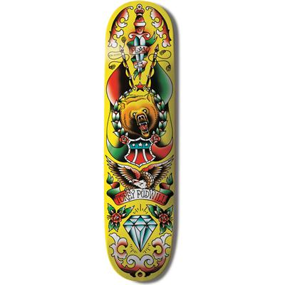 Plan B Torey Pudwill Color Flash Skateboard Deck