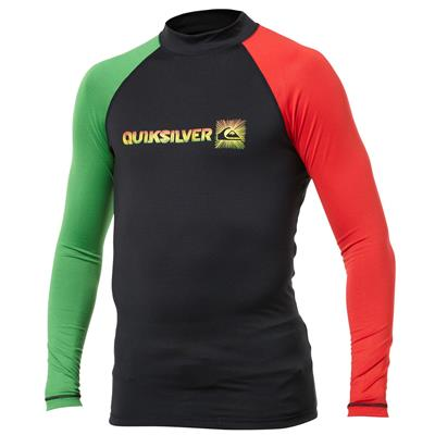 Quiksilver Phaser Long-Sleeve Rashguard 2013