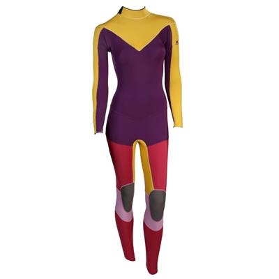 Roxy K Meador 3/2 Back Zip Wetsuit - Women's