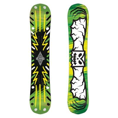 Salomon Assassin Classicks Snowboard - Demo 2014