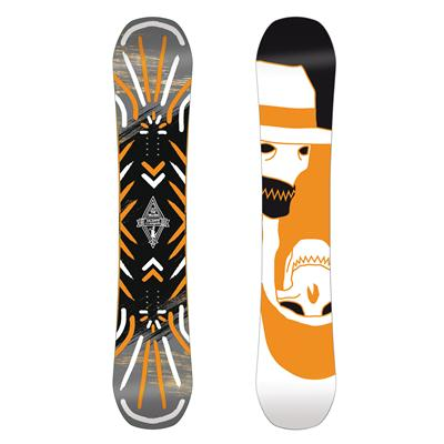 Salomon Villain Classicks Snowboard - Demo 2014