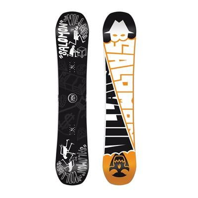 Salomon The Villain Snowboard - Demo 2014