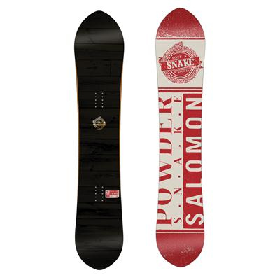 Salomon Powder Snake Snowboard - Demo 2014