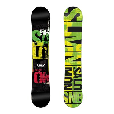 Salomon Pulse Snowboard - Demo 2014