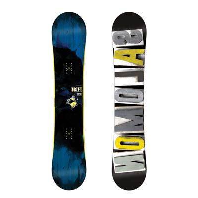 Salomon Drift Rocker Snowboard - Demo 2014