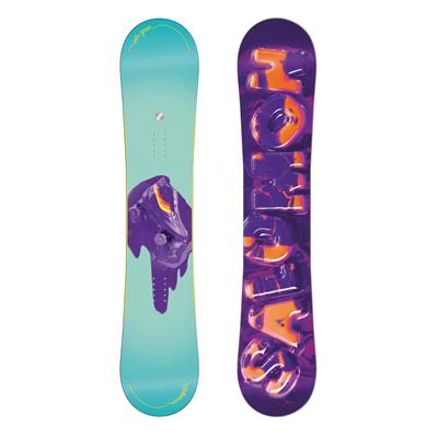 Salomon Oh Yeah Snowboard - Sample - Women's 2014