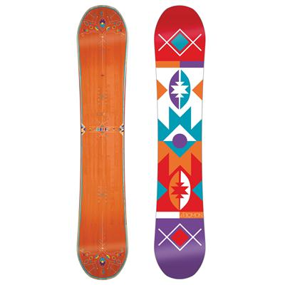 Salomon Idol Snowboard - Demo - Women's 2014