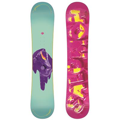 Salomon Grace Snowboard - Demo - Girl's 2014
