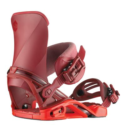 Salomon District Snowboard Bindings - New Demo 2014
