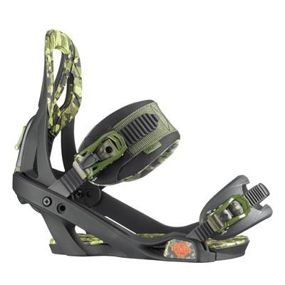 Salomon Arcade Snowboard Bindings - Demo 2014