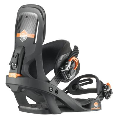 Salomon Cypher Snowboard Bindings - Demo 2014