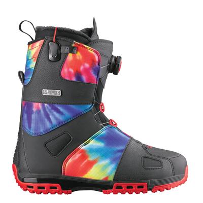 Salomon Savage Boa® STR8JKT Snowboard Boots - New Demo 2014