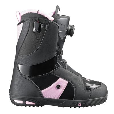 Salomon Ivy Boa® STR8JKT Snowboard Boots - New Demo - Women's 2014