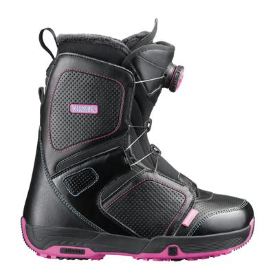 Salomon Pearl Boa® Snowboard Boots - New Demo - Women's 2014