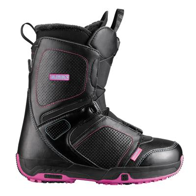 Salomon Pearl Snowboard Boots - New Demo - Women's 2014