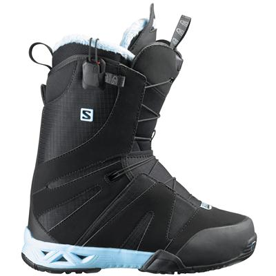 Salomon F2.0 W Snowboard Boots - New Demo - Women's 2014