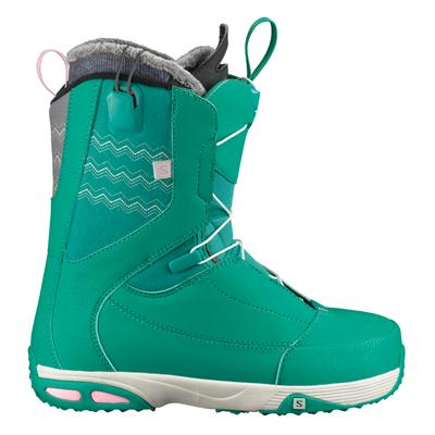 Salomon Ivy Snowboard Boots - Demo - Women's 2014