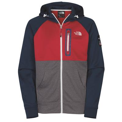 The North Face International Collection Full Zip Hoodie