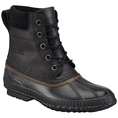 Sorel Cheyanne Lace Full Grain Boots