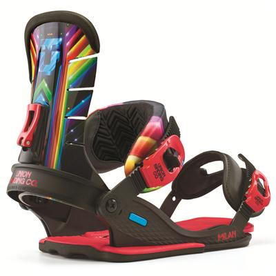 Union Milan Snowboard Bindings - Demo - Women's 2013