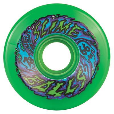 Santa Cruz Slime Ball 66's 78a Cruiser Skateboard Wheels