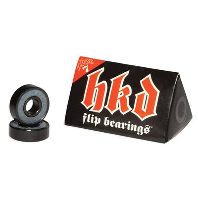 Flip HKD Abec 7 Skateboard Bearings