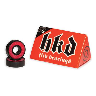 Flip HKD Abec 5 Skateboard Bearings