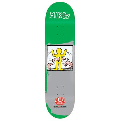 Alien Workshop M. Taylor Haring II 8.125 Skateboard Deck