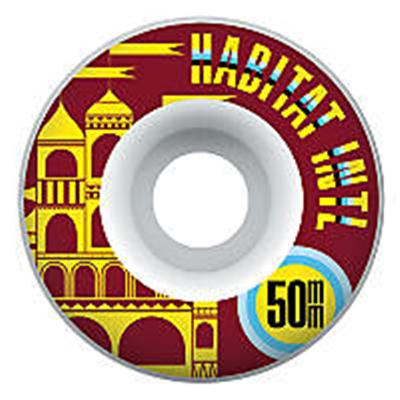 Habitat International Initiative Skateboard Wheels