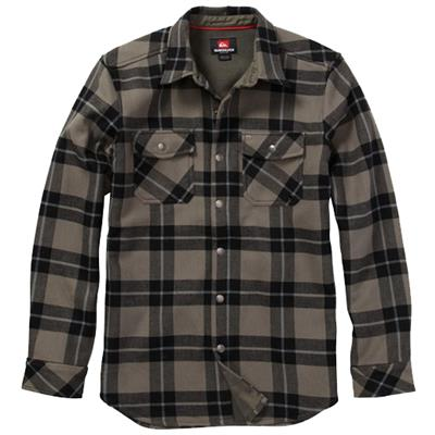 Quiksilver Simple Question Button-Down Shirt