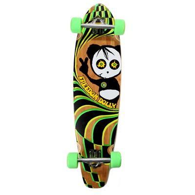 Freedom Dolly Stoney Panda Longboard Complete