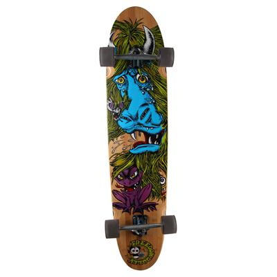 Freedom Dolly Monster Morph Longboard Complete